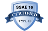 SSAE 16 Certified