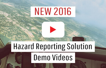 Hazard Reporting Solution Demo Videos