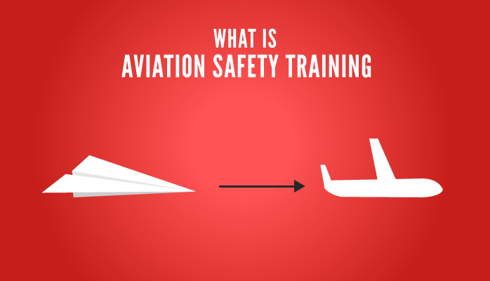 What is aviation safety training